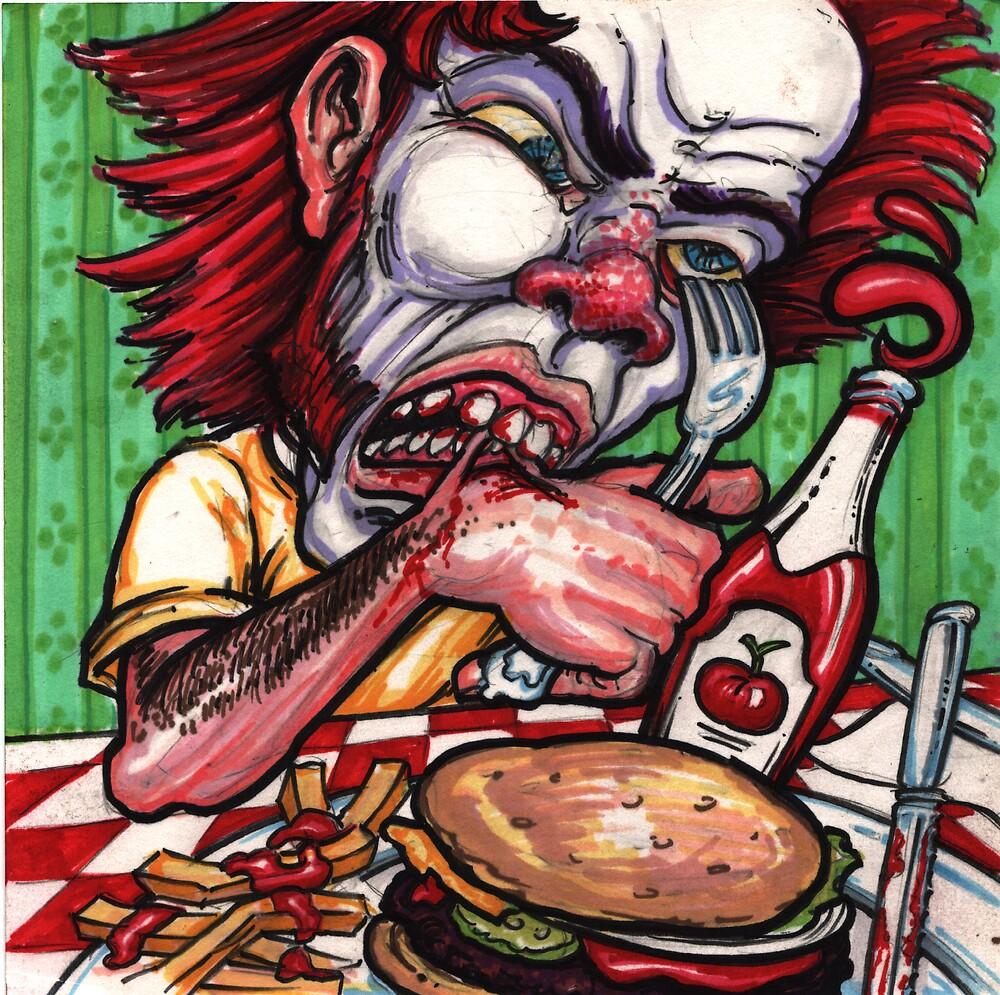 Fast Food, Slow Learner by Sam Dantone