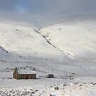 Glenshee cottage by Fiona MacNab