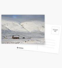 Glenshee cottage Postcards