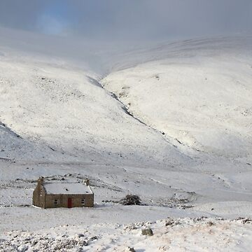 Glenshee cottage by orcadia