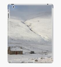 Glenshee cottage iPad Case/Skin