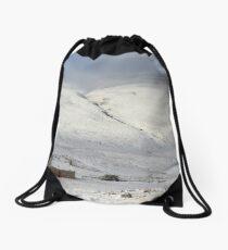 Glenshee cottage Drawstring Bag