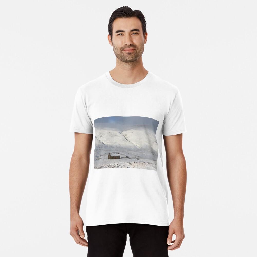 Glenshee cottage Premium T-Shirt
