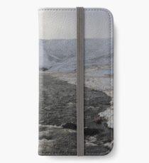Winter river iPhone Wallet/Case/Skin