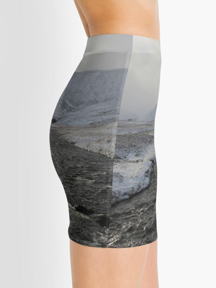 Alternate view of Winter river Mini Skirt