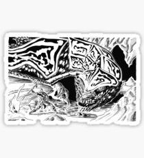 Dragon Slayer! Sticker