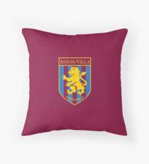 Aston Villa 1 Throw Pillow