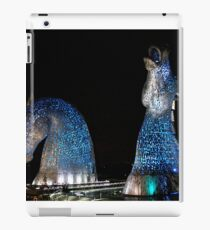 The Kelpies iPad Case/Skin