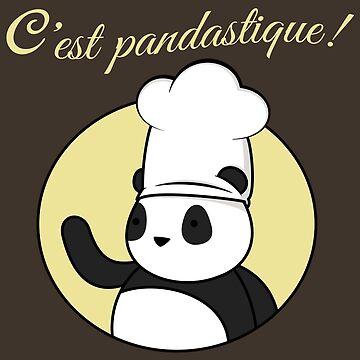 C'est pandastique! by Asyram