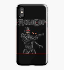Ultimate Robocop iPhone Case/Skin