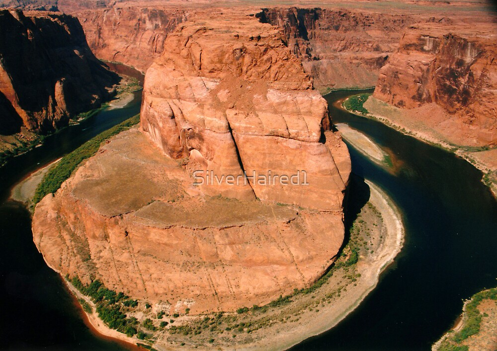 Horseshoe Bend--AZ by SilverHaired1