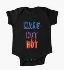 Mans Not Hot (Big Shaq) Kids Clothes