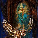 L'Ange il est la by joseph Angilella AUQUIER