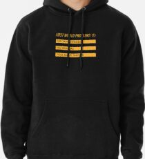 First World Problems Pullover Hoodie