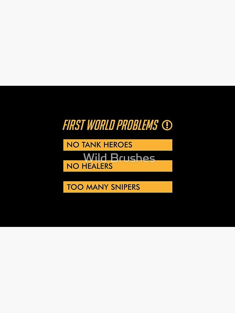Erste Welt Probleme von tracialawliet