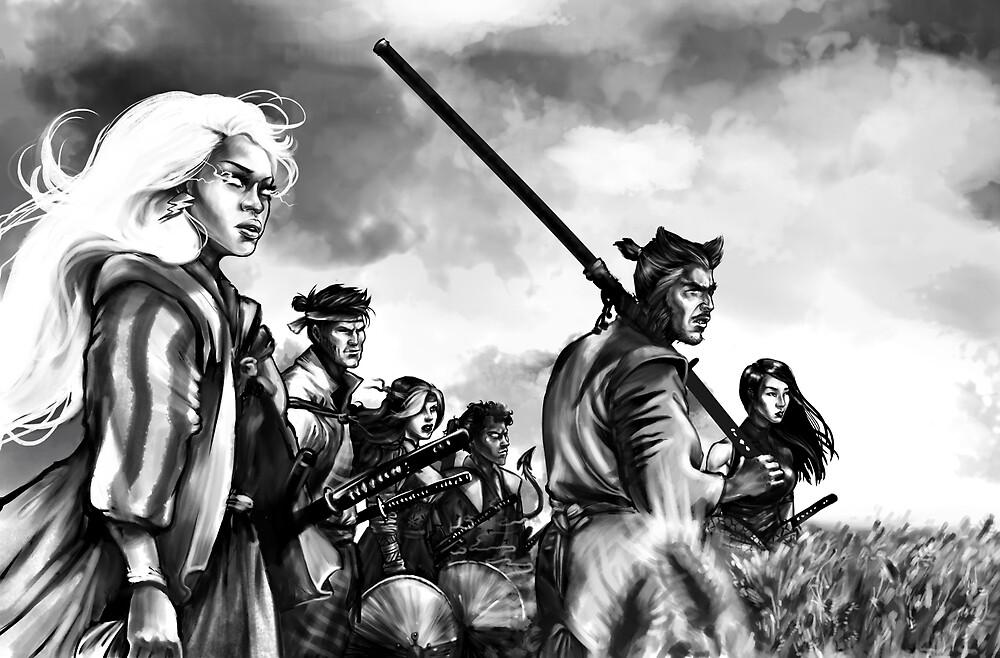 Seven Mutants by lekit