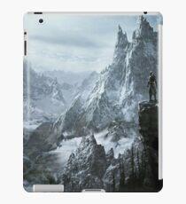 Skyrim winter iPad Case/Skin