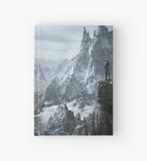 Skyrim winter Hardcover Journal