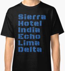The Shield (SHIELD) Dark Blue Classic T-Shirt