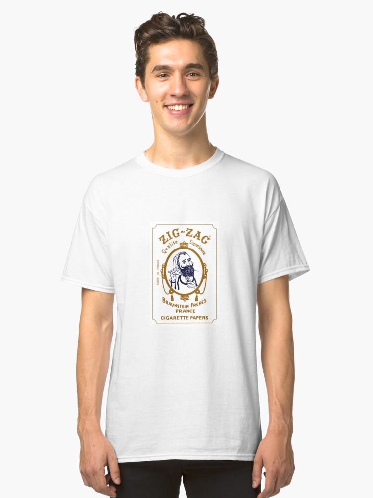 Alternate view of Zig Zag Classic T-Shirt