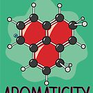 Don't break my...aromaticity by Nick Uhlig