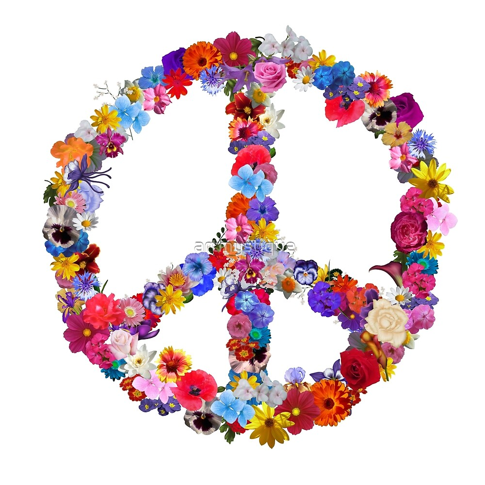 Peace Lover Photo Version by artmystique