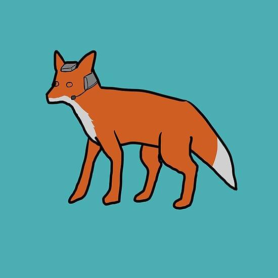 Fox McCloud by Underbridge