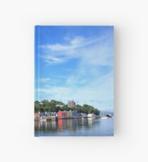 Blue Sky in Balamory Hardcover Journal