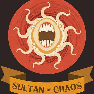 Azathoth Sultan of Chaos by Tiki2