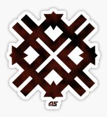 DAMAGE Sticker
