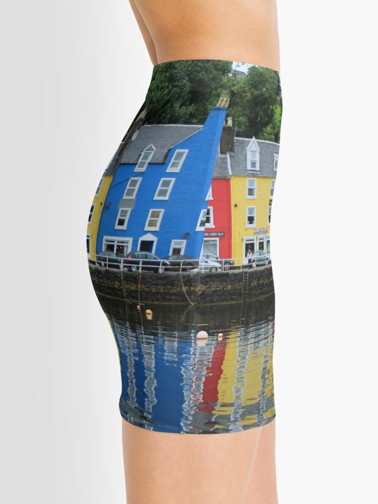 Alternate view of Reflection Mini Skirt