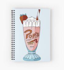 Pop's Milkshake / Riverdale Spiral Notebook