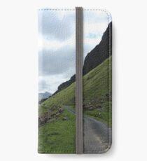 Island road iPhone Wallet/Case/Skin