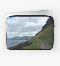 Island road Laptop Sleeve