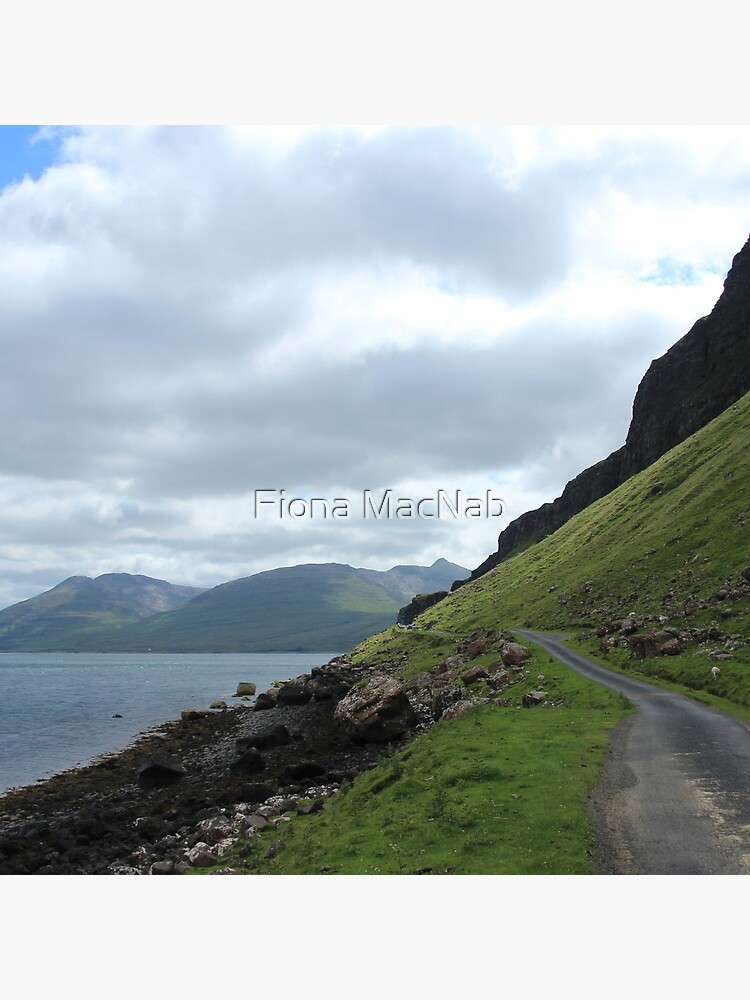 Island road by orcadia