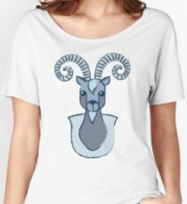 Billy the Goat Women's Relaxed Fit T-Shirt