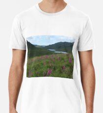 Field of foxgloves I Premium T-Shirt