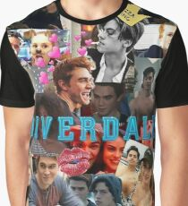 Riverdale Collage Graphic T-Shirt