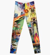 Rural Simulation Leggings