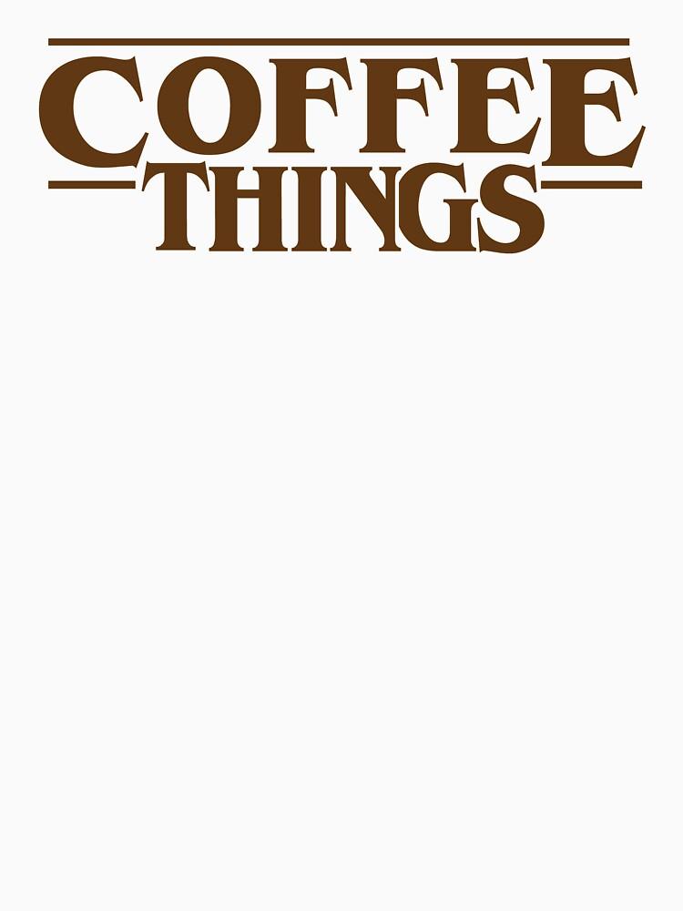 Coffee Things by brandoff