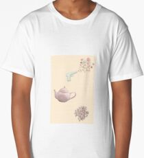 vanilla picnic Long T-Shirt