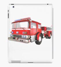Fire Engine iPad Case/Skin