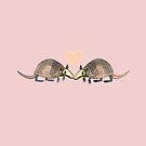 Armadillo Love by Diana-Lee Saville
