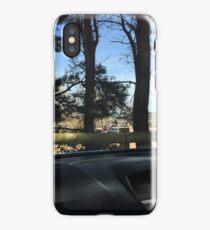 Perbeck Jurassic Coast National Trust iPhone Case/Skin