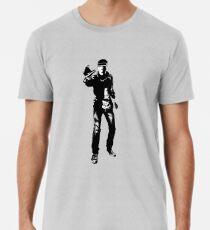 Parzival silhouette  Men's Premium T-Shirt