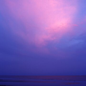 Texas Gulf Sunset #1 by MaupinPhoto