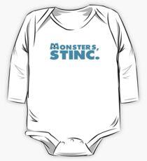 Monster's Stinc. One Piece - Long Sleeve
