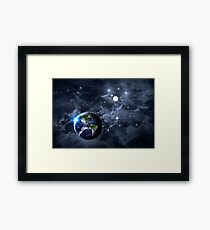 Universe Starscape Framed Print