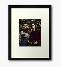 Call me by your name  Framed Print