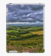 Northumberland Fields iPad Case/Skin